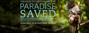 Paradise Saved Banner Advert